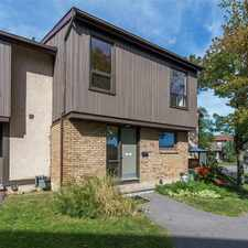 Rental info for Beaconwood Village Townhomes in the Ottawa area