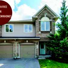 Rental info for Forestview Townhomes in the Ottawa area