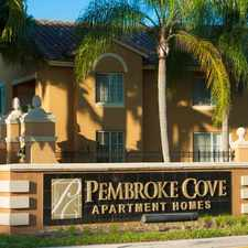 Rental info for Pembroke Cove
