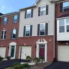 Rental info for 45906 Peach Oak Terrace in the Herndon area