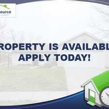 Rental info for 5381 Hall Circle