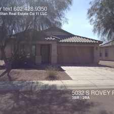 Rental info for 5032 S ROVEY PKWY