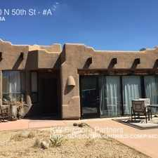Rental info for 40590 N 50th St