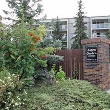 Rental info for Edmonton Condominium for rent in the Whitemud Creek Ravine South area