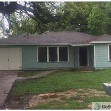 Rental info for 3 bedroom 2 bath with garage. newly remodeled home in nice quaint neighborhood