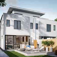 Rental info for Sleek Urban Modern Townhomes in HOT Overland Neighborhood