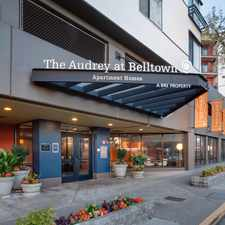 Rental info for The Audrey at Belltown
