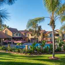 Rental info for The Palms at Laguna Niguel