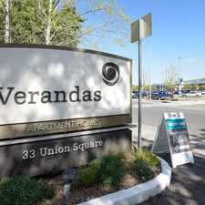 Rental info for Verandas