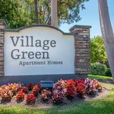 Rental info for Village Green