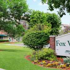 Rental info for Fox Valley Apartments