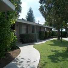 Rental info for REFURBISHED UNIT WITH PRIVATE FRONT & BACK PATIO NEAT & PEACEFULUNDER CLOVIS SCHOOL DISTRICTEASY ACCESS TO BUSINESSES