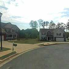 Rental info for Single Family Home Home in Loganville for For Sale By Owner