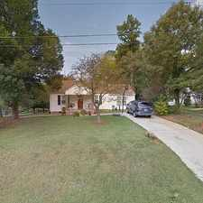 Rental info for Single Family Home Home in Winston salem for For Sale By Owner