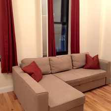 Rental info for W 46th St in the Garment District area