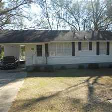 Rental info for Beautiful Home! 3/1 with Washer Dryer Connections. Fenced back yard. Small utility shed. Total Electric. Stove and Refrigerator provided. Security System. Great Area ! CALL: seven five three five four five one