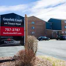 Rental info for Grenfell Court - 3 Bedroom Apartment for Rent