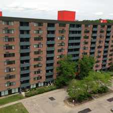 Rental info for 130 & 140 Lincoln Road - Three Bedroom Apartment Apartment for Rent in the Kitchener area