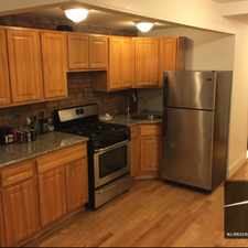 Rental info for 604 Macon St #2R