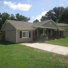Rental info for 3654 Kipling Ave Memphis