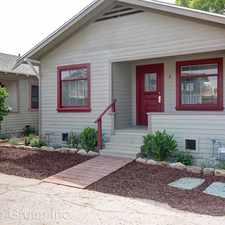 Rental info for 617 De La Vina Street Santa Barbara in the West Downtown area