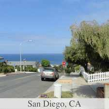 Rental info for Comfortable 2 bed 2 bath home. Pet OK! in the Sunset Cliffs area