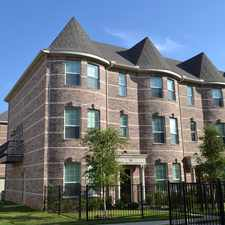 Rental info for 2500 Rockbrook Drive #76 in the Lewisville area