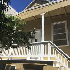 Rental info for 3529 Mission Street in the Bernal Heights area