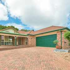 Rental info for FAMILY HOME WITH POOL - EXCELLENT LOCATION in the Parkwood area