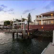 Rental info for ENTERTAINER'S DREAM - STUNNING CANAL HOME WITH 5 BEDROOMS! in the Gold Coast area
