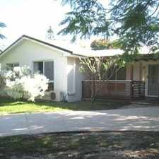Rental info for Home with the lot! in the Beenleigh area