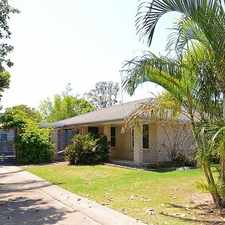 Rental info for WALK TO THE BEACH in the Hervey Bay area