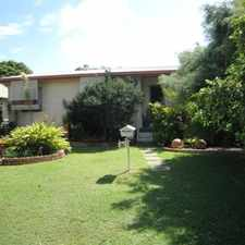 Rental info for NEAT & TIDY LOWSET HOME in the Hervey Bay area