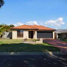 Rental info for Lots of space in this open plan home in the Brisbane area