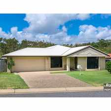 Rental info for Welcome to your new home in a great neighbourhood! in the Rockhampton area