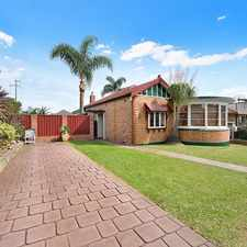 Rental info for Beautiful Home in Great Position! in the Hurstville area