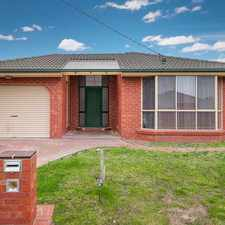 Rental info for Spacious Unit in the Heart of Craigieburn in the Roxburgh Park area
