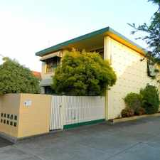 Rental info for ONE BEDROOM IN THE HEART OF ESSENDON VILLAGE