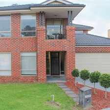 Rental info for UNDER APPLICATION in the Dingley Village area