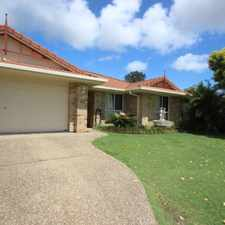 Rental info for LOWSET FAMILY SIZED BRICK AND TILE HOME in the Tweed Heads area