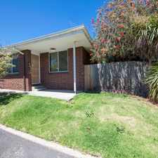 Rental info for Central Location! in the Melbourne area