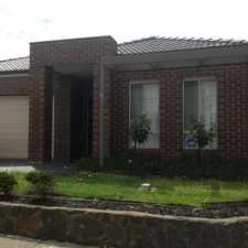 Rental info for Great Family Home! in the Melbourne area