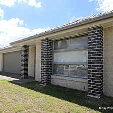 Rental info for Low Maintenance Living In Style! in the Bundamba area
