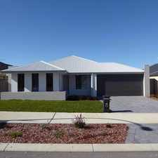 Rental info for One above the rest, large family home in the Perth area