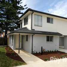 Rental info for Townhouse in the centre of Ringwood