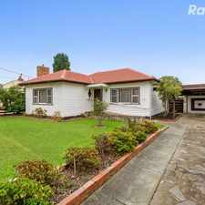 Rental info for Charming Gem Close To Action in the Wantirna South area