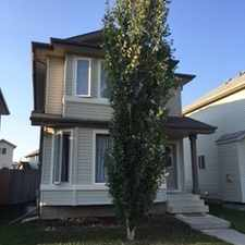 Rental info for 3910 161 Avenue Northwest in the Brintnell area