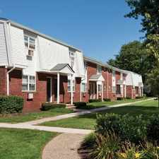 Rental info for 1 bedroom Apartment - Set on 80 beautiful acres in the heart of Piscataway, NJ.