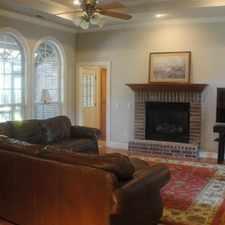 Rental info for Bentonville - 4 Bedrooms on main floor. Washer/Dryer Hookups!