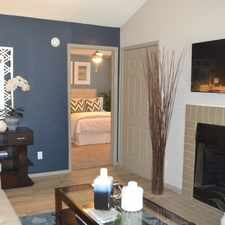 Rental info for COMPLETELY RENOVATED - NEW OWNERS AND MANAGMENT!